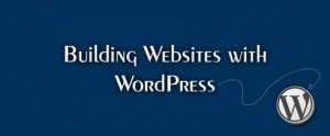 Building Websites with WordPress