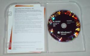 Windows 7 Unboxing