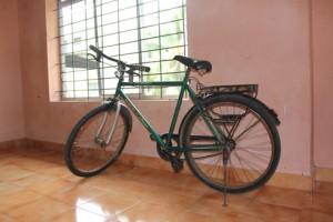 My Ride, Parked Inside Ayruz