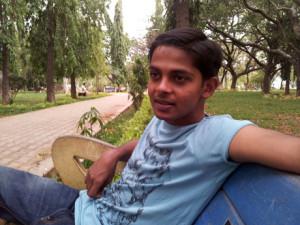 Aswin at the Park, Davangere