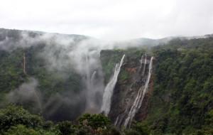 View From The Top, Jog Falls, Karnataka