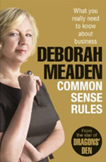 Common Sense Rules - Deborah Meaden