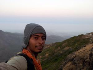 Climbing The 10000 Steps At Girnar