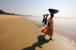Ladies in Gokarna